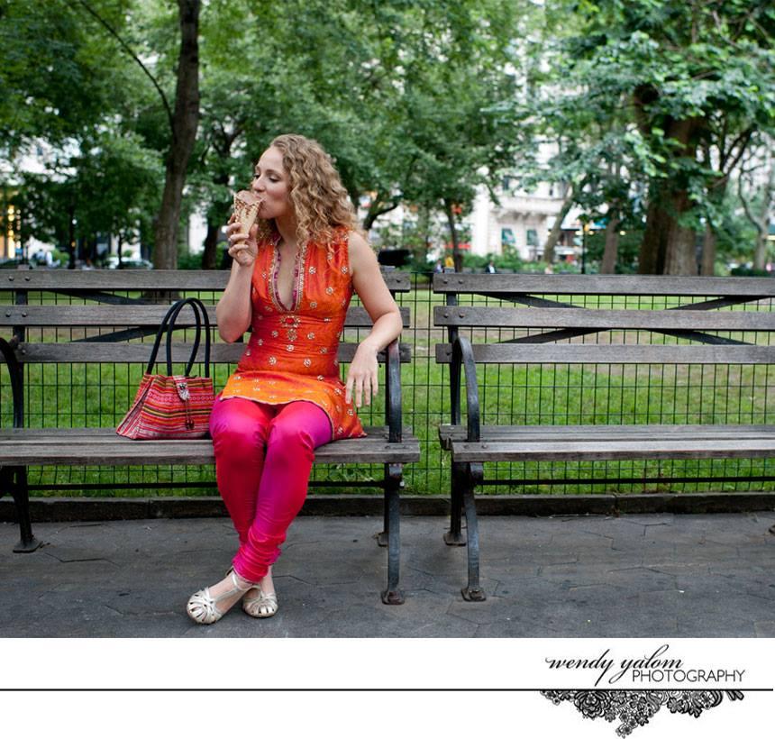 Personal Branding Photoshoot with Jena La Flamme in New York